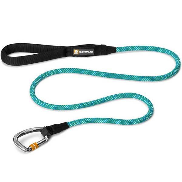 Ruffwear Knot-a-Leash, Blue, Large Sale $34.95 SKU: 16331977 ID# 40203-447L UPC# 748960614003 :