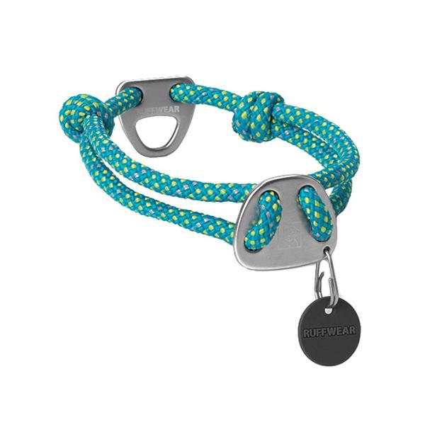 Ruffwear Knot-a-Collar, Blue Sale $22.95 SKU: 16332017 ID# 25601-447M UPC# 748960304249 :