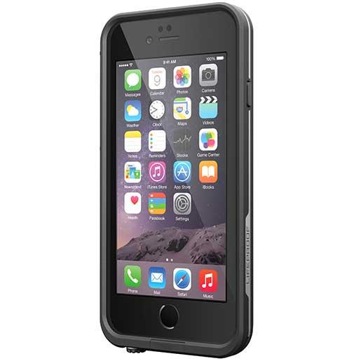 Lifeproof iPhone 6 fre Case, Black Sale $79.99 SKU: 16334294 ID# 77-50304 UPC# 660543372455 :