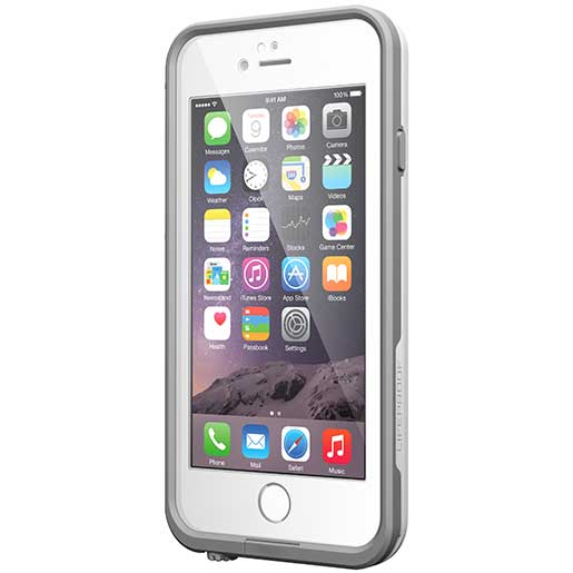 Lifeproof iPhone 6 fre Case,White Sale $79.99 SKU: 16334302 ID# 77-50305 UPC# 660543372462 :