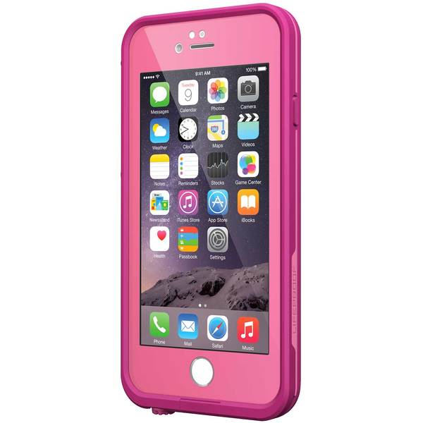 Lifeproof iPhone 6 fre Case, Power Pink Sale $79.99 SKU: 16334310 ID# 77-50336 UPC# 660543353874 :