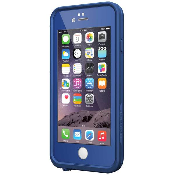 Lifeproof iPhone 6 fre Case, Soaring Blue Sale $79.99 SKU: 16334336 ID# 77-50338 UPC# 660543375364 :