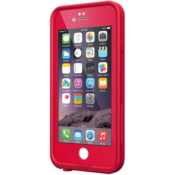 Lifeproof iPhone 6 fre Case, Redline Red Sale $79.99 SKU: 16334344 ID# 77-50339 UPC# 660543353904 :