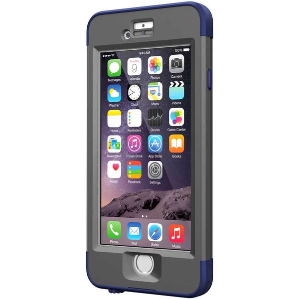 Lifeproof iPhone 6 nuud Case, Night Blue