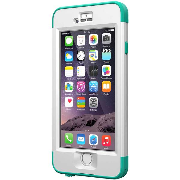 Lifeproof iPhone 6 nuud Case, Teal Sale $89.99 SKU: 16334393 ID# 77-50866 UPC# 660543359920 :