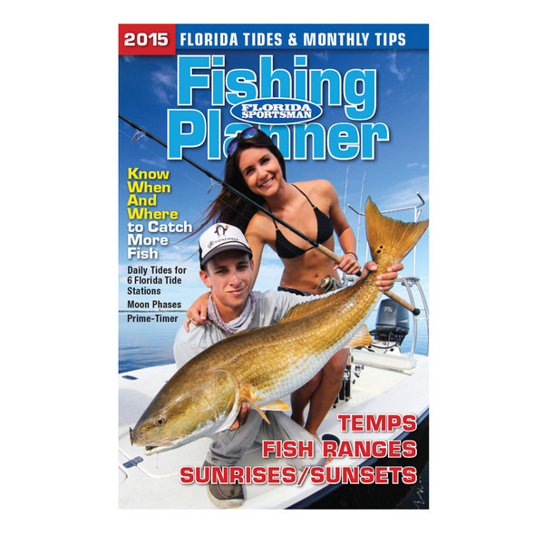 Intermedia Outdoors 2015 Florida Sportsman Fishing Planner