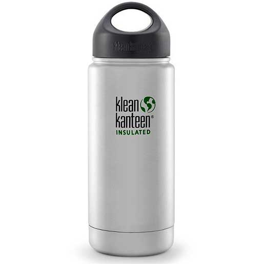 Klean Kanteen Vacuum Insulated, Brushed Stainless, 16oz. Sale $25.99 SKU: 16342099 ID# K16VWSSL-BS UPC# 763332027625 :