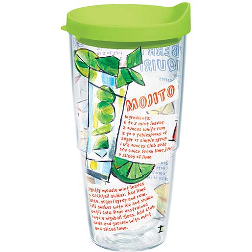 Tervis Summer Drinks Tumbler, 24oz.