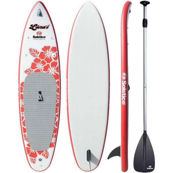 Solstice 10'4 Lanai Inflatable Stand-Up Paddleboard Package