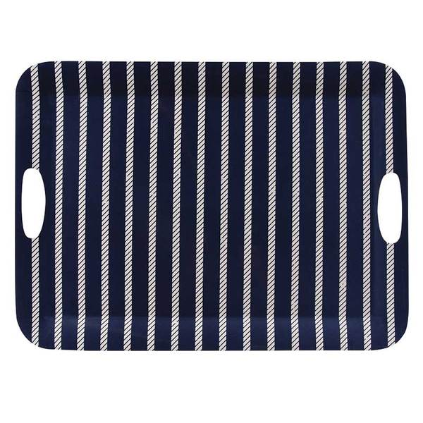 Knack3 Indigo Rectangle Serving Tray