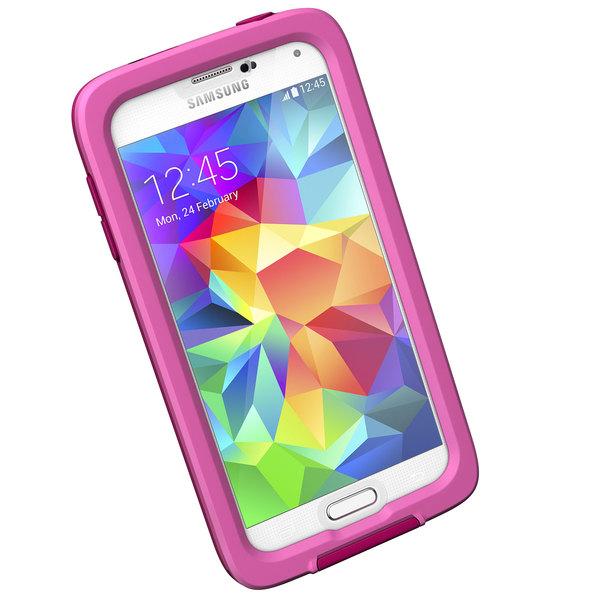 Lifeproof Galaxy S5 fre Case, Magenta Sale $39.77 SKU: 16408205 ID# 2401-04 UPC# 819859016410 :