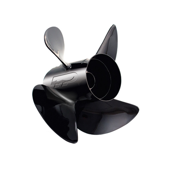 Turning Point Propellers Hustler Four Blade Propeller, 13 x 19