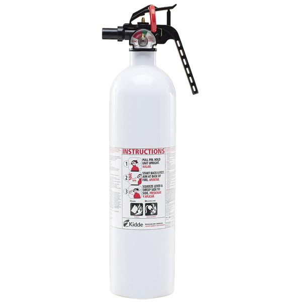 Kidde Mariner 110 Dry Chemical Fire Extinguisher Sale $39.99 SKU: 16442444 ID# 466627N UPC# 47871006274 :