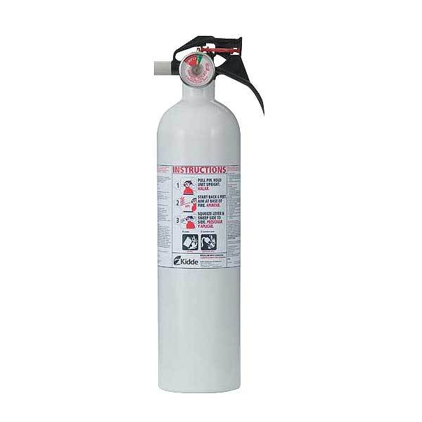 Kidde Mariner 10 Dry Chemical Fire Extinguisher Sale $29.99 SKU: 16442451 ID# 466628N UPC# 47871087501 :