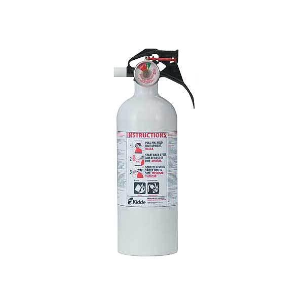 Kidde Mariner 5 Dry Chemical Fire Extinguisher Sale $29.99 SKU: 16442469 ID# 466635N UPC# 47871006359 :