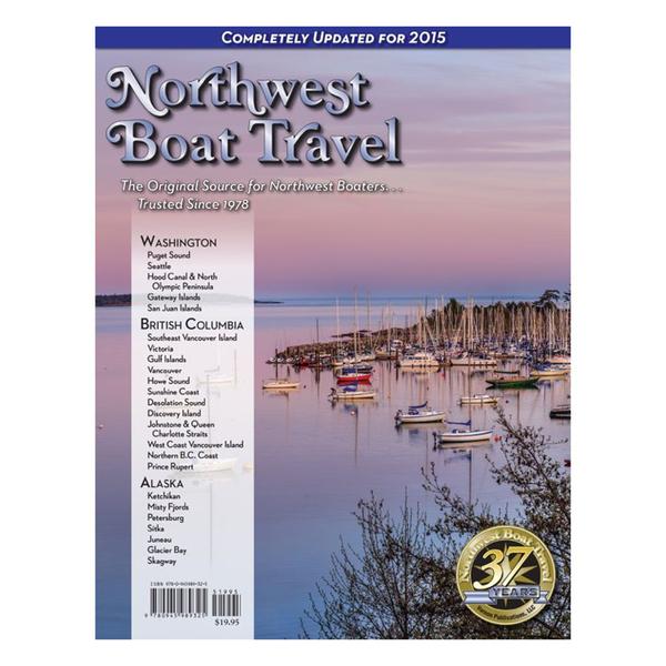 Paradise Cay 2015 Northwest Boat Travel Cruising Guide