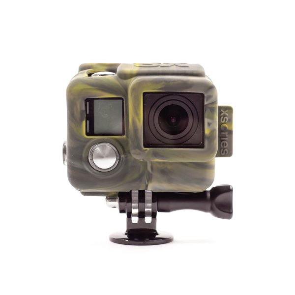 Xsories Silicone Cover HD4, Camouflage Sale $23.99 SKU: 16478737 ID# SILG3+-100910 :