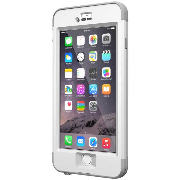 Lifeproof iPhone 6 Plus nuud Case, White