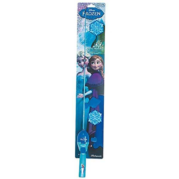Upc 043388253705 shakespeare disney frozen rod and reel for Kids fishing poles walmart