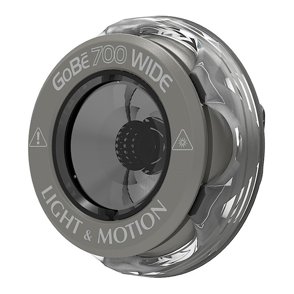 Light & Motion Industries GoBe 700 Wide Head
