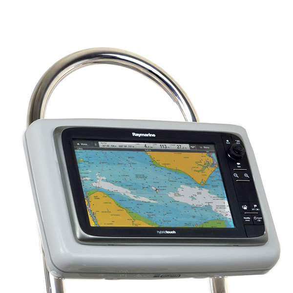 Navpod SailPod Ray, Pre-Cut Raymarine c125/c127, e125/e127, 12 wide Guard