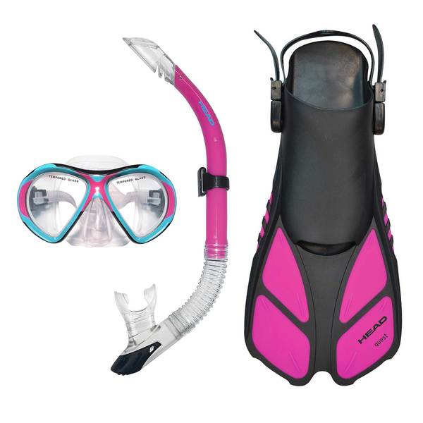 X-Ray, Sailor Splash Quest Travel Set, Pink