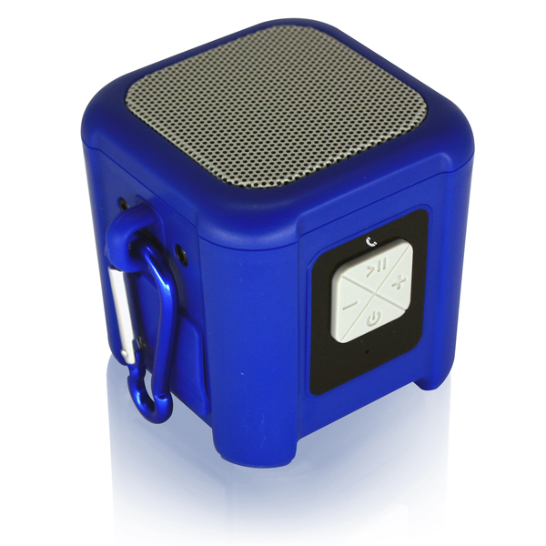 NUU Riptide Bluetooth Speakers, Blue