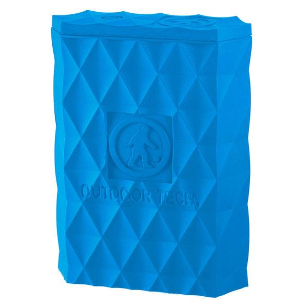 Outdoor Tech Kodiak Waterproof Power Bank, Blue Sale $49.99 SKU: 16576118 ID# OT1600-EB UPC# 818389011599 :