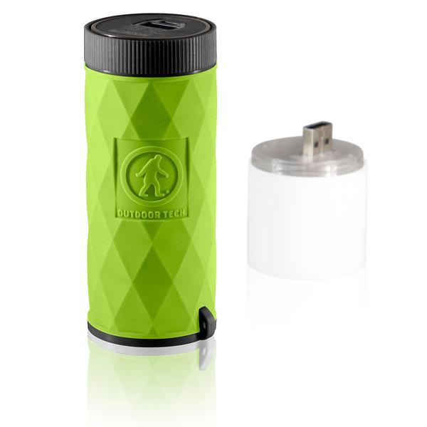 Outdoor Tech Buckshot Pro Bluetooth Speaker & Powerbank, Green Glow Sale $79.99 SKU: 16576290 ID# OT1351-GLO UPC# 818389012855 :