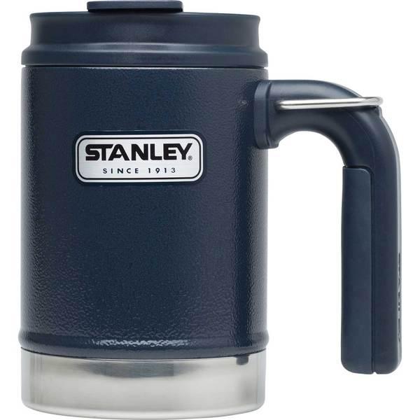 Stanley Classic Vacuum Camp Mug, Navy, 16oz. Sale $26.99 SKU: 16583817 ID# 10-01693-002 UPC# 41604262173 :