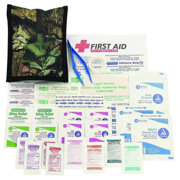 Orion Basic First Aid Kit With Camo Pouch Sale $9.99 SKU: 16584294 ID# 775 UPC# 77403107759 :