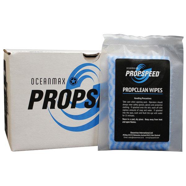 Oceanmax Propspeed Propclean Wipes, 10-Pack