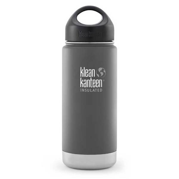 Klean Kanteen Vacuum Insulated Wide, 16 oz, Granite Peak