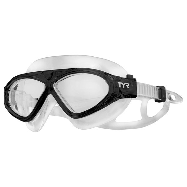TYR Swim Goggle Magna Mask, Black