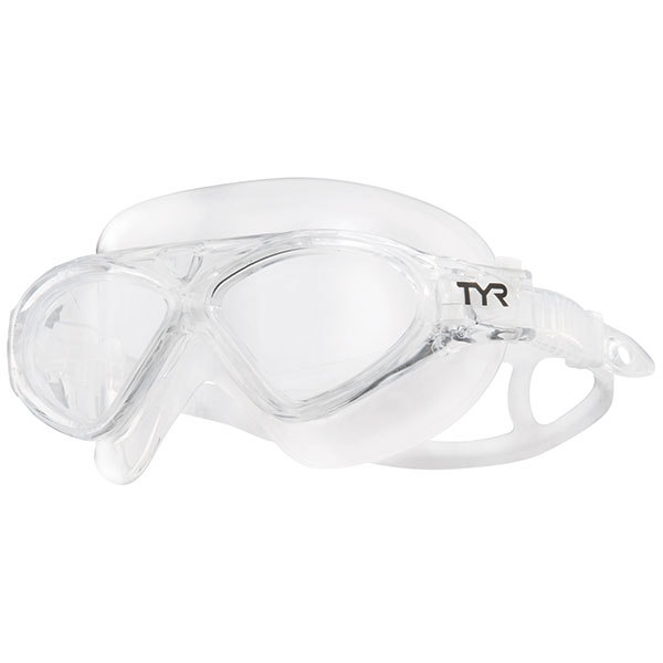 TYR Magna Swim Mask/Goggles, Clear