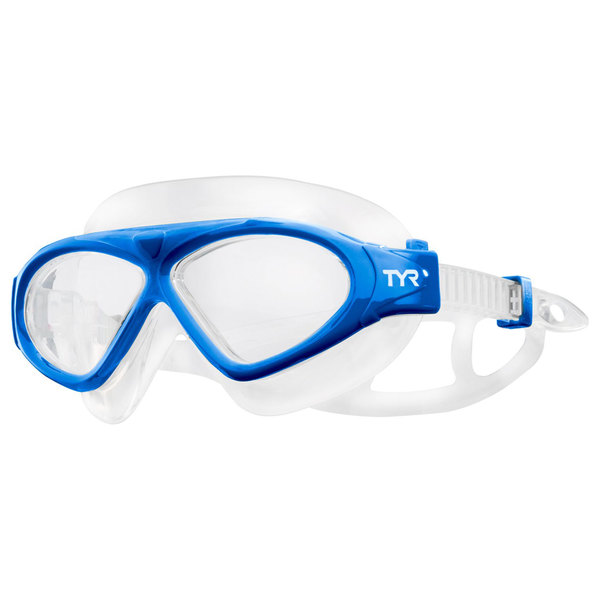 TYR Magna Mask Swim Goggle, Blue