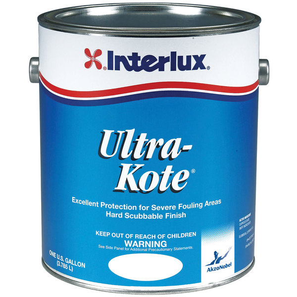 Interlux Ultra-Kote, Black, Gallon Sale $229.99 SKU: 16621336 ID# Y3779U/1 UPC# 81948002110 :