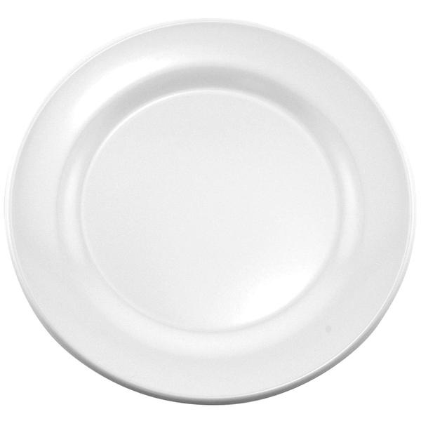 Galleyware 10 Dinner Plate, White