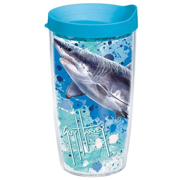 Tervis Shark Splash Tumbler, 16 oz. with Lid