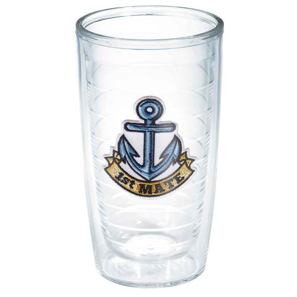 Tervis 1st Mate Anchor Tumbler, 16 oz. with Lid Sale $16.99 SKU: 16704496 ID# 1167472 UPC# 93597877568 :