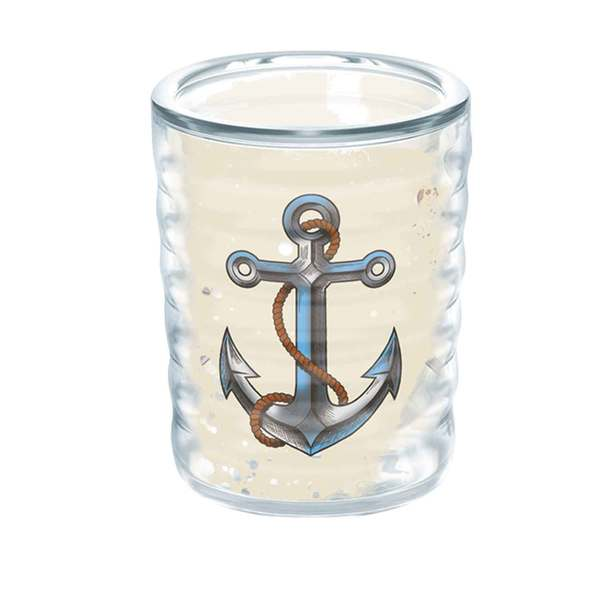 Tervis 2.5 oz. Nautical Anchors Collectible