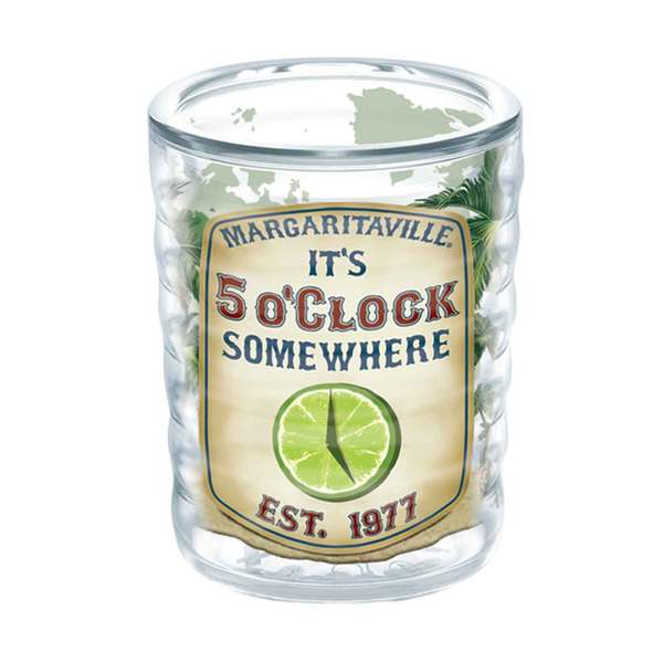 Tervis 2.5 oz. Margaritaville 5 o'clock Collectible