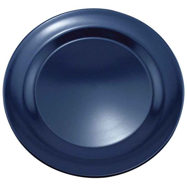 Galleyware 12 Dinner Plate, Blue