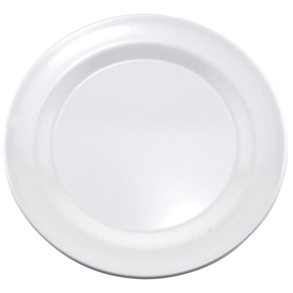 Galleyware 12 Dinner Plate, White