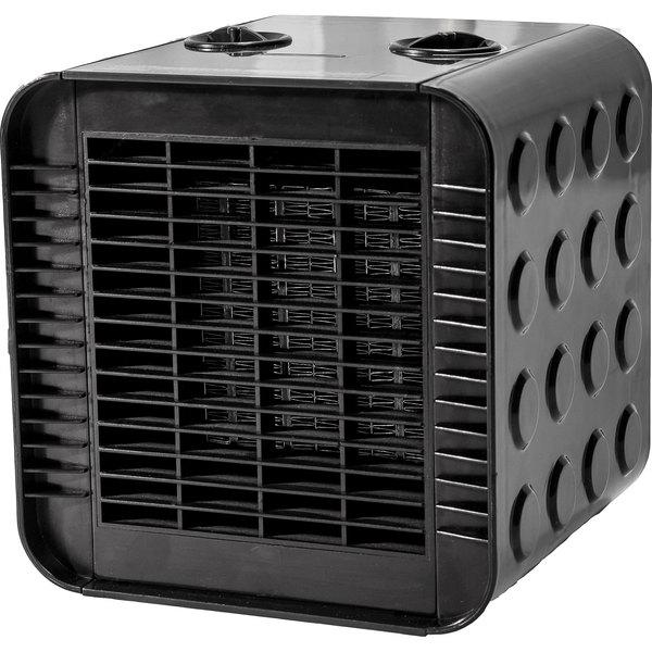 Caframo DeltaMAX Ceramic Portable Heater, Black, 110V