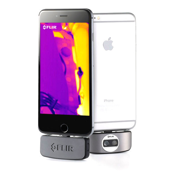 FLIR ONE Thermal Camera for iOS Sale $249.99 SKU: 16733917 ID# 435-0002-02-00 UPC# 812462020492 :