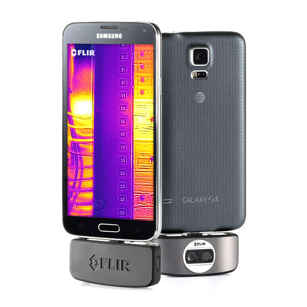 FLIR ONE Thermal Camera for Android Sale $249.99 SKU: 16733925 ID# 435-0003-02-00 UPC# 812462020508 :