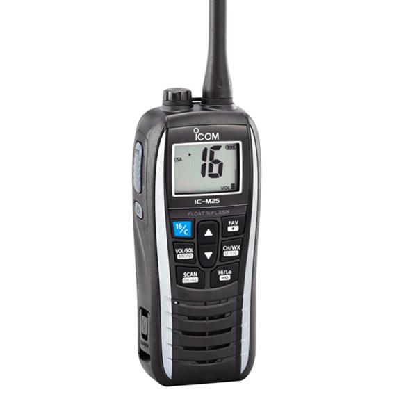 ICOM M25 Handheld VHF Radio, Pearl White Sale $149.99 SKU: 16949604 ID# M25 11 :