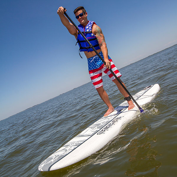 Jimmy Styks 11 Scout Skipper Soft Stand Up Paddleboard