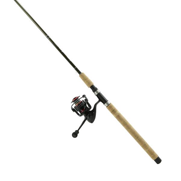 Okuma celilo spinning rod with ceymar reel 9 39 6 medium for Light action fishing rod